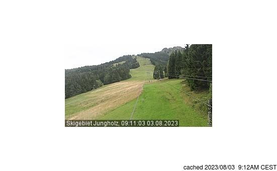 Live Webcam für Jungholz