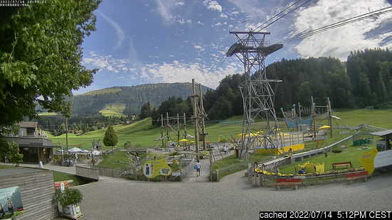 Live Snow webcam for Kronberg
