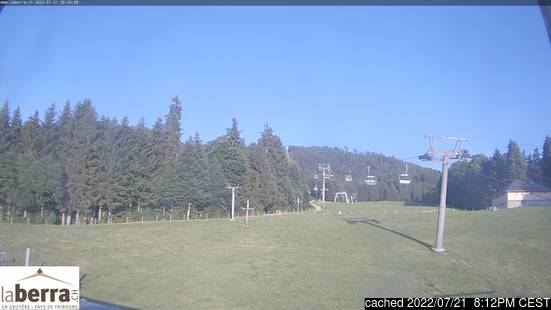 foto del último parte de nieve Saturday 17 April 2021