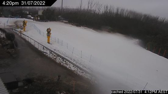 Live webcam per Lake Mountain se disponibile