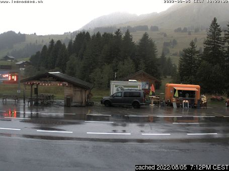 Live Snow webcam for Les Mosses - La Lécherette