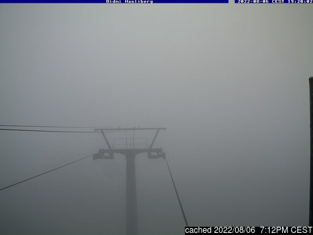 Live webcam per Meiringen-Hasliberg se disponibile
