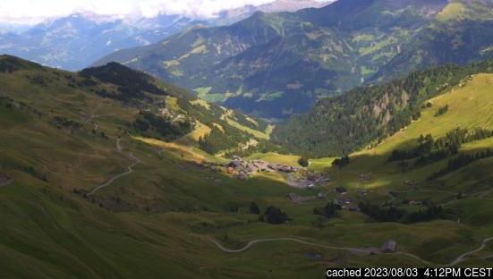 Live Snow webcam for Morzine