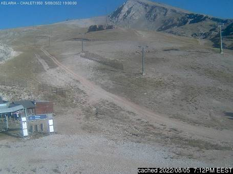 Webcam en vivo para Mount Parnassos