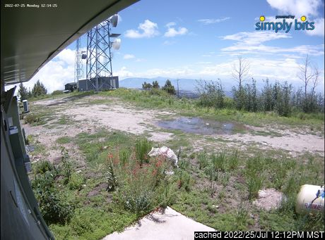 Webcam Live pour Mount Lemmon Ski Valley