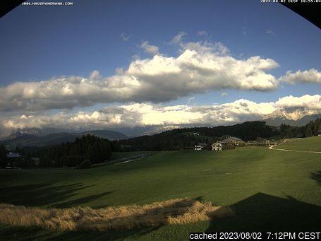 Live snöwebbkamera för Nova Pontente-Deutschnofen