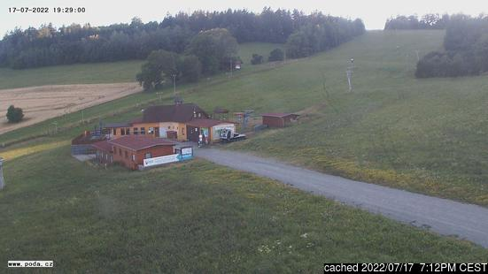Live webcam per Olešnice se disponibile