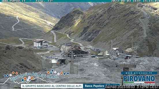 Webcam en vivo para Passo Stelvio
