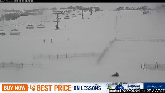 Live Webcam für Perisher