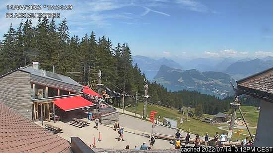 Webcam en vivo para Pilatus / Luzern