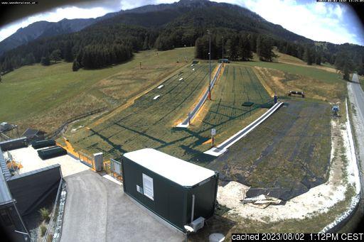 Live webcam para Puchberg am Schneeberg/Salamander se disponível