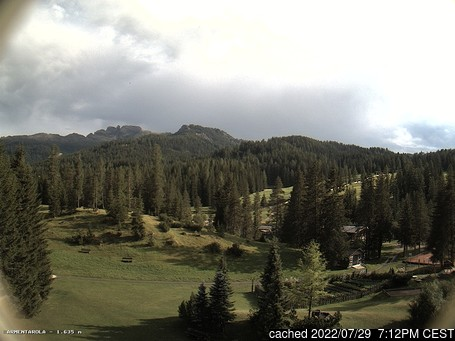 Live webcam per San Cassiano (Alta Badia) se disponibile