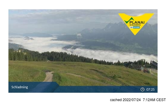 Webcam en vivo para Schladming
