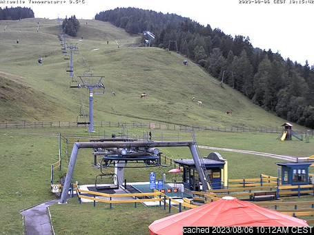 Live snöwebbkamera för Seefeld-Reith/Gschwandtkopf