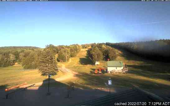 Ζωντανή κάμερα για Ski Martock