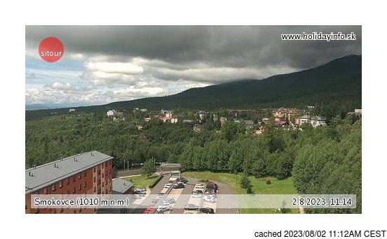 latest snow report photo Wednesday 04 August 2021