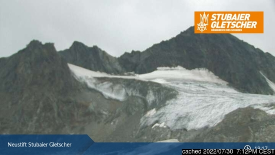 Live webcam per Stubai Glacier se disponibile