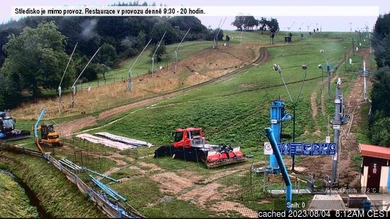 Live webcam per Stupava se disponibile