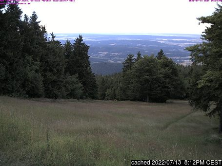 latest snow report photo Thursday 05 August 2021