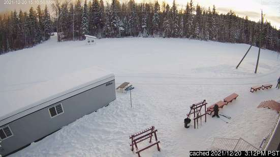 Live Snow webcam for Telemark Nordic Club