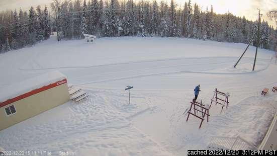 Ζωντανή κάμερα για Telemark Nordic Club