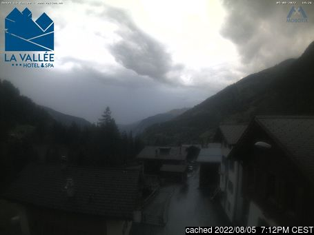 Live webcam per Verbier se disponibile