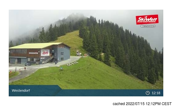 Live webcam per Westendorf se disponibile