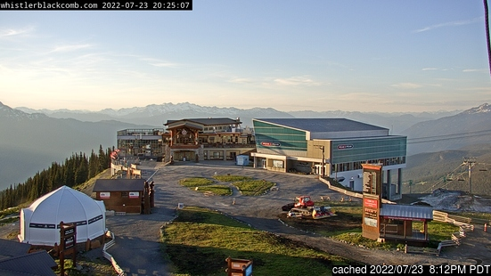 Webcam en vivo para Whistler Blackcomb