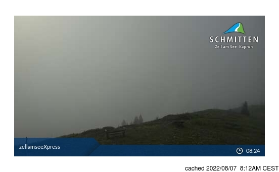 Live webcam per Zell am See se disponibile
