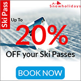Snow Holidays Ski Passes