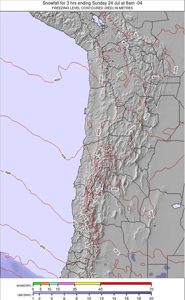 Bolivia weather map - click to go back to main thumbnail page