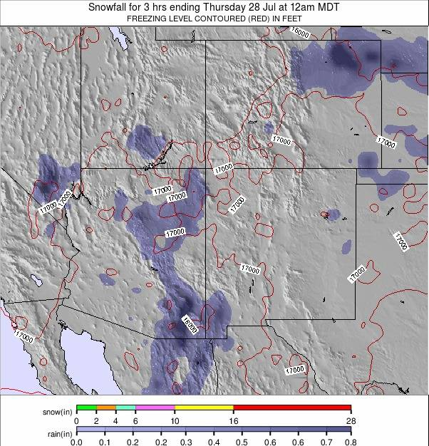 Colorado weather map - click to go back to main thumbnail page