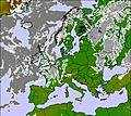 Europe cloud forecast for this period