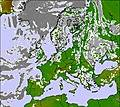 Europe Cloud Map