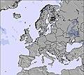 Europe Snow Map (3 Days)