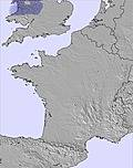 France snow forecast for this period