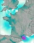 France wind forecast for this period