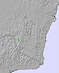 New South Wales snow map