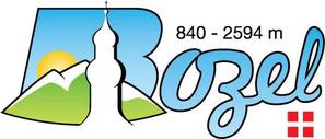 Bozel logo