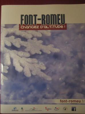 FontRomeu logo