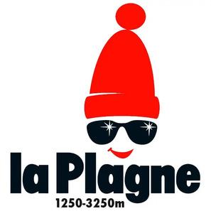 La-Plagne logo