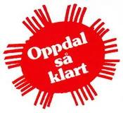 Oppdal logo