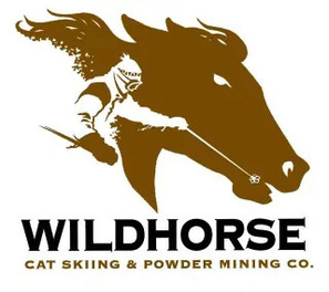 WildhorseCatskiingandPowderMiningCo logo