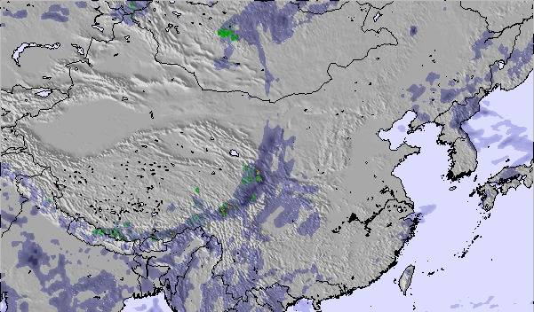 Weather map and snow conditions for china gumiabroncs Images