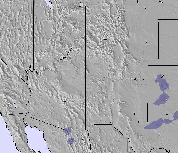 Weather Map And Snow Conditions For Colorado