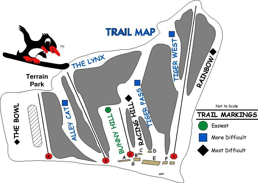 tuxedo ski center