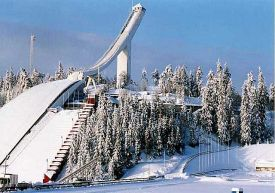 Holmenkollen photo