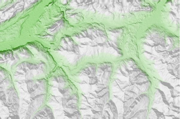 Brixen im Thale Ski Resort Guide Location Map Brixen im Thale ski