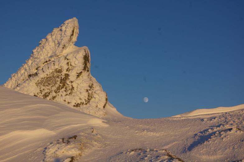 blue moon, Snowdon