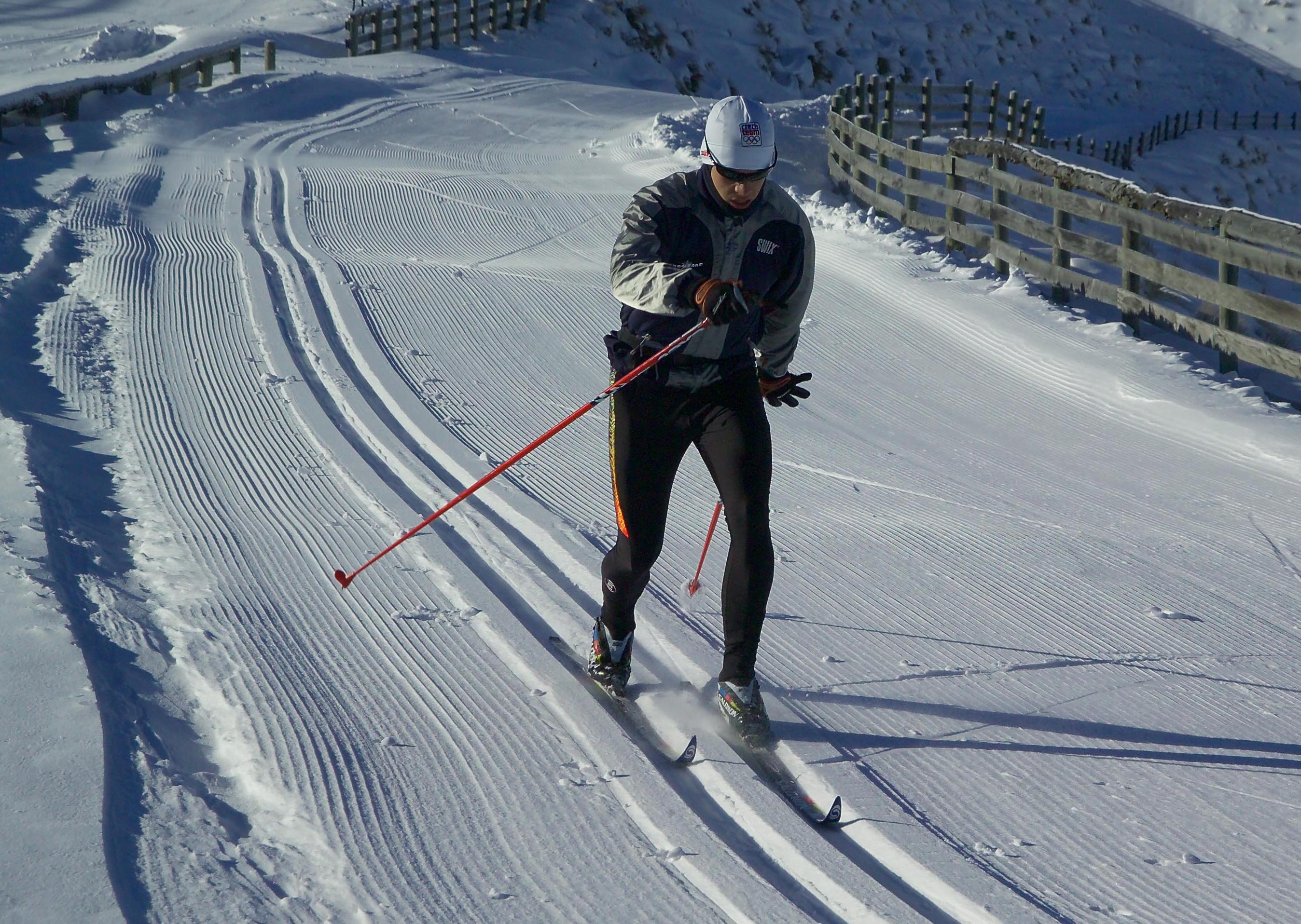 Classic Skiing Snow Farm 2010